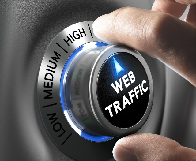 Business SEO Traffic increase