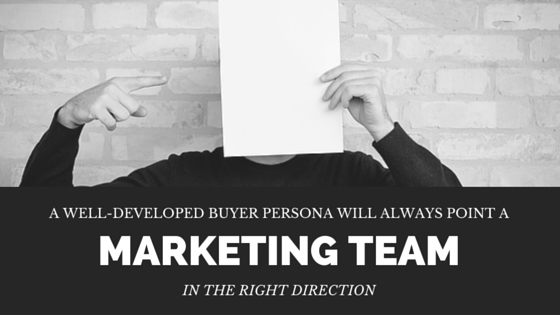 Four Questions you Can Ask to Build your Buyer Personas
