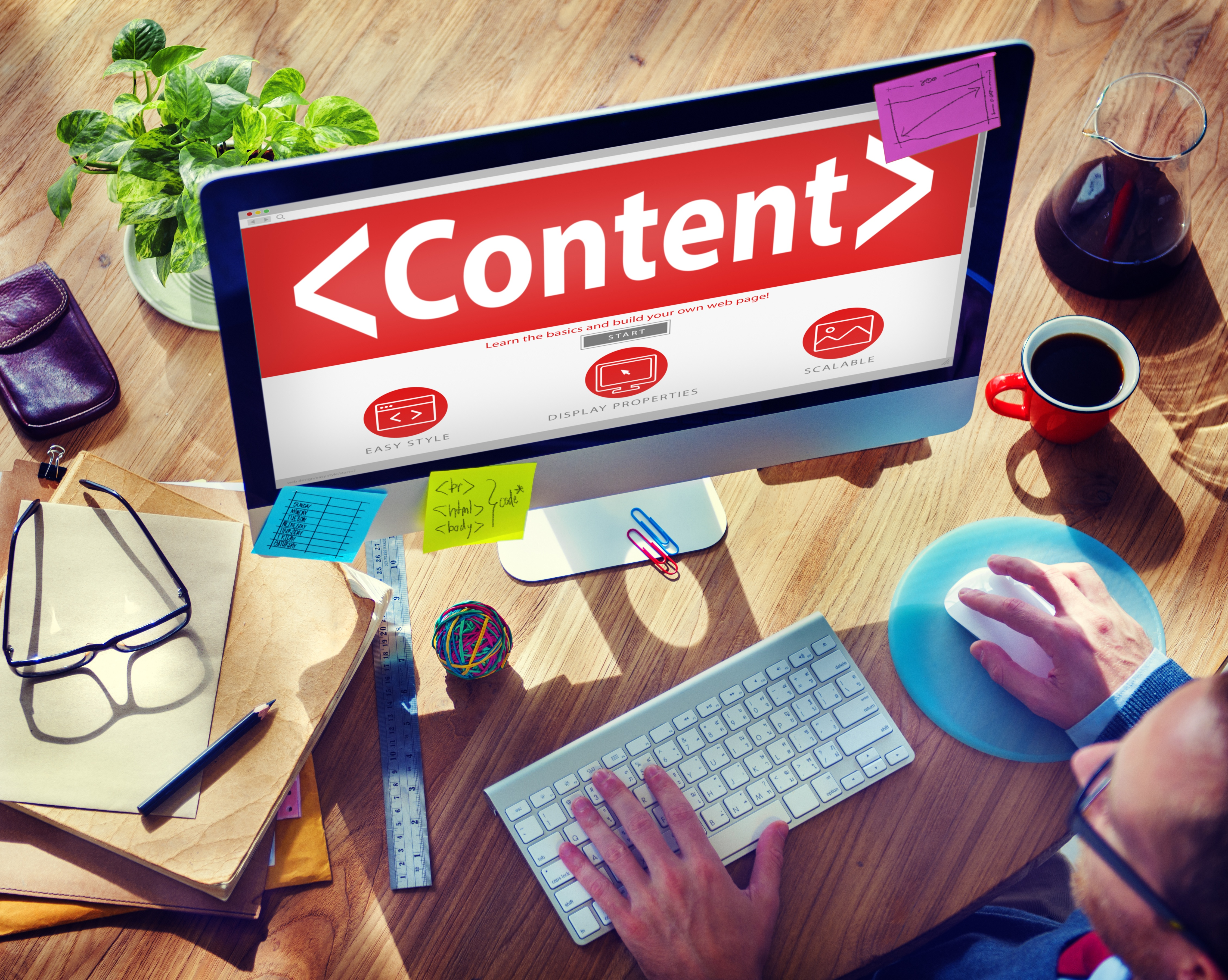 7 Things To Consider When Content Marketing on A Budget